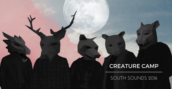 Creature Camp - South Sounds