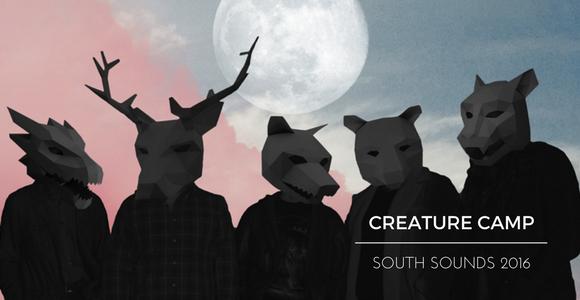 Creature Camp - South Sounds