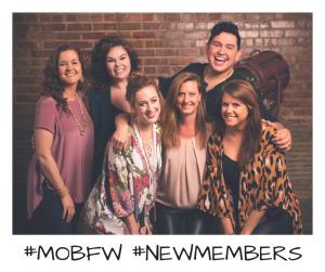 MOBFW - New Members
